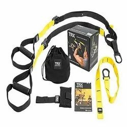 TRX Suspension Trainer (The Complete Total-Body Training System) Portable Home Gym