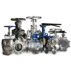 Investment Casting Valve Components