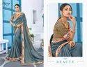 Designer Fancy Colour Party Wear Saree