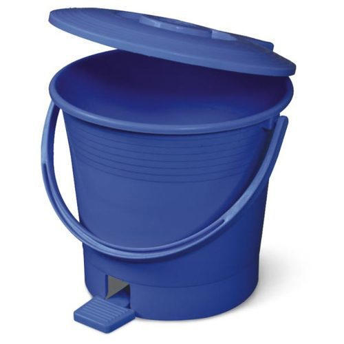 Plastic Dustbin Plastic Pedal Dustbin Wholesale Trader