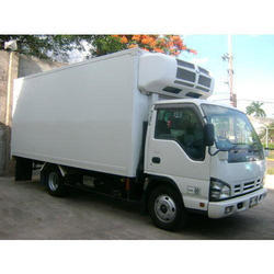 Refrigerated Van Rental Service
