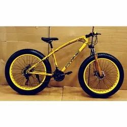 Yellow Prime Foldable Cycle