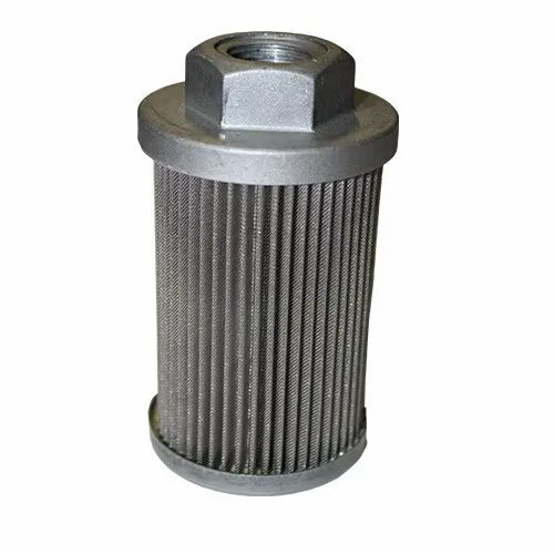 Wire Mesh Hydraulic Oil Filter Cartridge, For Oil Filteration