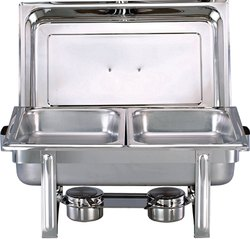 Stainless Steel Rectangular Chafing Dish Half Pan