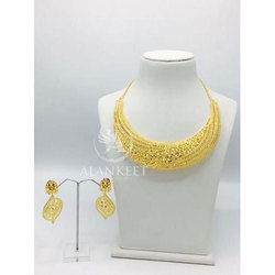 Fancy Short Necklace Set