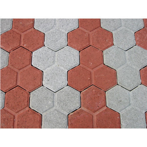 Interlocking Paver, for Landscaping