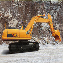 Ride-On Smooth Finish Earthmoving JCB Machine Rental Services, for Industrial