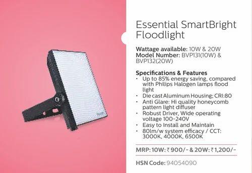 Led Flood Lights - Philips Smart Bright Flood 30w,50w,70w