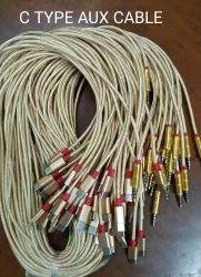 C Type Aux Cable