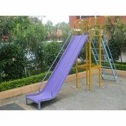 Iron Playground Slide