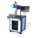 Nonmetal Imported RF Metal Tube CO2 Laser Marking Machine