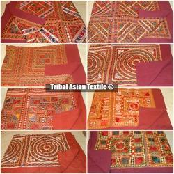 Handmade Embroidery Bed Cover