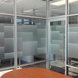 Decorative Frosted Glass Film
