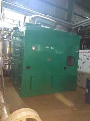 Ammonia Compressor  Enclosure