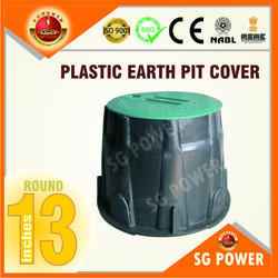 Plastic Earth Pit Cover
