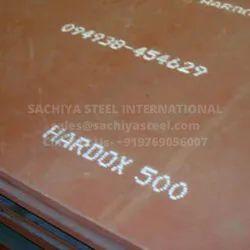 Hardox 500 Plates