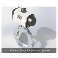 BFV Actu Flange End End Actuator Operated