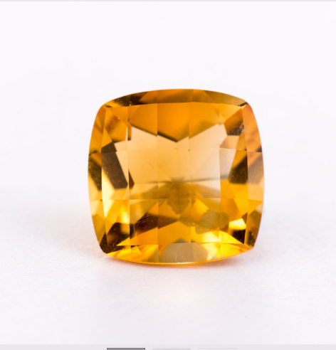 golden yellow loose gemstone gems available stone sydney from cushion australia coloured in gemstones fine brazilian king topaz