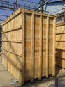 Rectangular, Square Wooden Packing Box