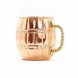 Copper Cask Moscow Mule Mug
