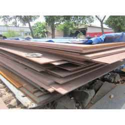 Chrome Moly Steel Plate