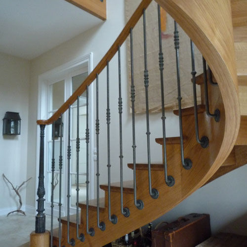Steel Fabrication Services: Steel Staircase Fabrication Service, Coimbatore, Rs 130