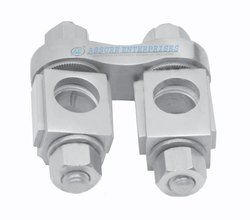 Straight Twin Adjustable Clamp