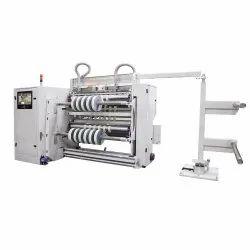 Cantiliver Type Slitting Rewinding Machine