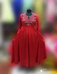 Gown Kurtis
