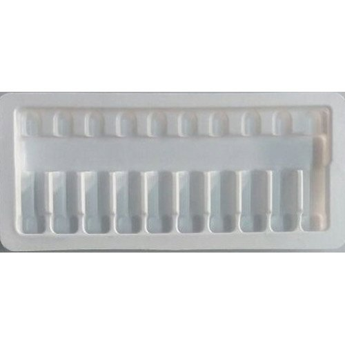 10 x 1 ml Ampoule Hips Tray