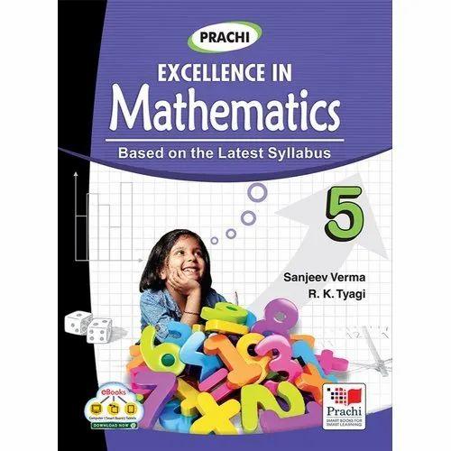 Class 5th Mathematics Book