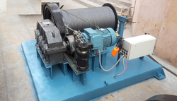 Electric Power Winch