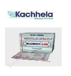 Blumox 500mg Dt Tablet (Amoxycillin)