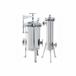 Activated Carbon 3 Phase Mobile Filter System