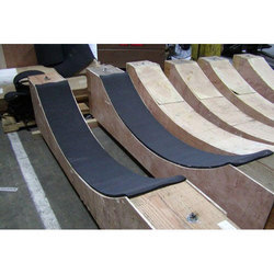 Plywood Saddle