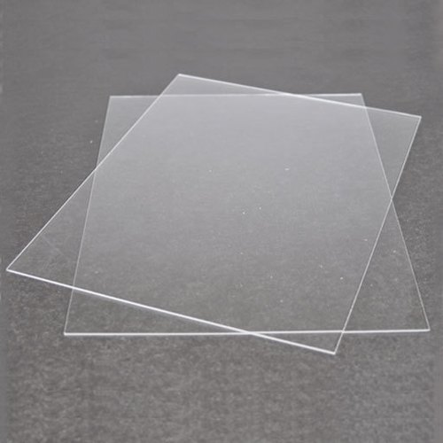 Transparent PET Sheets