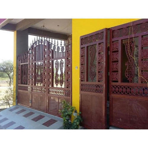 . Main Gate   House Main Gate Manufacturer from Pune