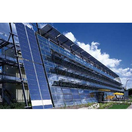 Building Integrated Bipv Photovoltaic Installation