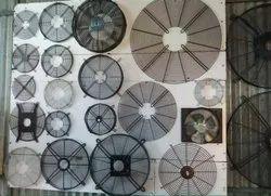 Own Mild Steel Fan Guards, Blade Size: 200mm To 1000mm