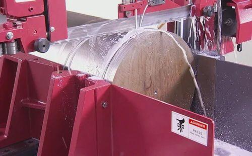 Vasu bandsaw Automatic Band Saw Machine,  for Industrial