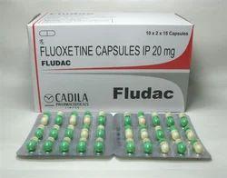 Fluoxetine Capsules IP 20 Mg