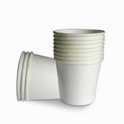 Disposable Plain Coffee Paper Cup