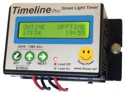 Automatic Timer Switch  for Street Light