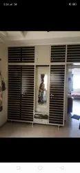 SS Wardrobe Cabinet