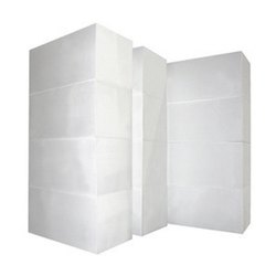 White Plain EPS Thermocol, Thickness: 500 Mm