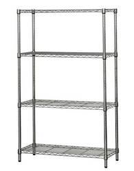 4 Shelf Metal Shelving