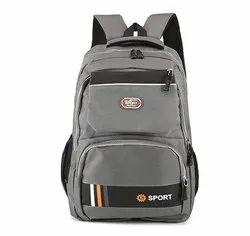 Polyester Sport Backpack Bag