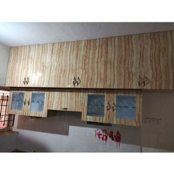 MDF Kitchen Wardrobe, For Home, Features: Termite Proof