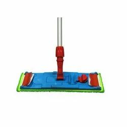 TCI Steel Microfiber Wet and Dry Mop, for Floor Cleaning