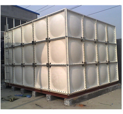 M.S. Rectangular Storage Tank